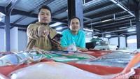Setelah Jakarta dan Bandung, saat ini Kementerian Kelautan dan Perikanan akan membangun pasar serupa di Palembang.