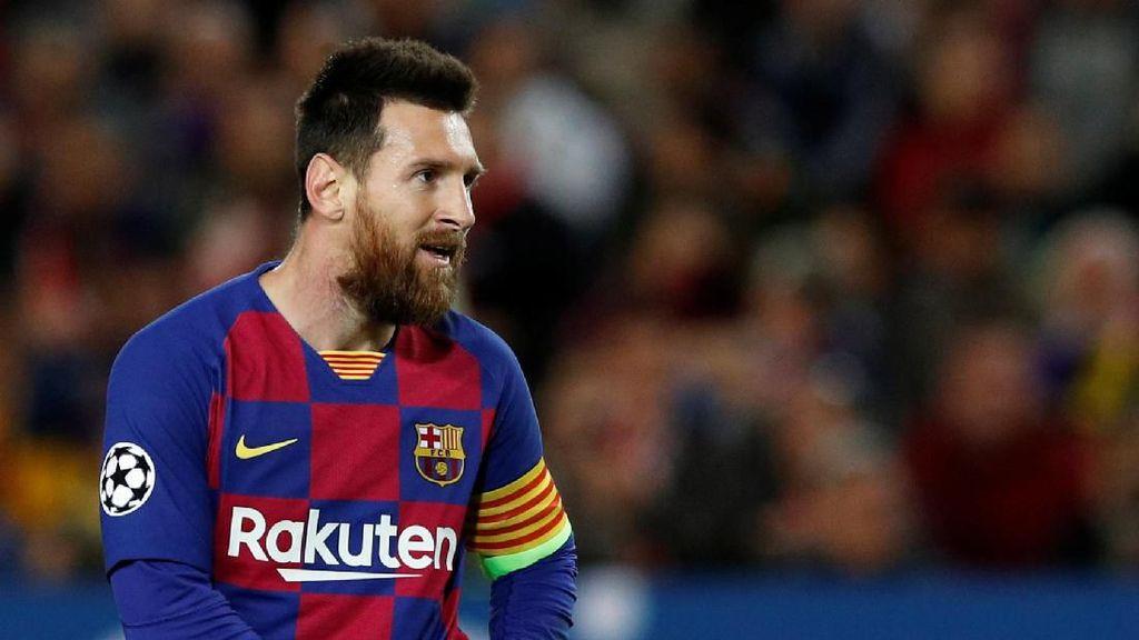 Tanpa Messi, Barcelona Tidak Bisa Apa-apa