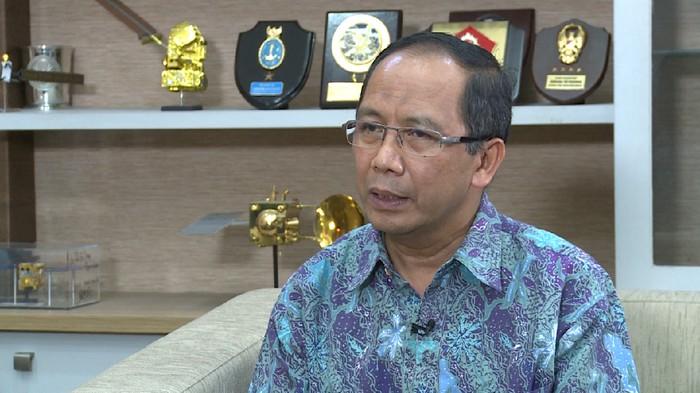 Kepala Lapan Thomas Djamaluddin (Foto: Screenshoot 20detik)