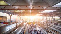 Wah! Mau Ada UU Sopan Santun di Kereta Bawah Tanah China