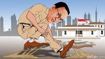 Gaduh Anggaran Ajaib DKI Jakarta