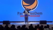 PPP ke Paloh soal Rangkulan Dicurigai: Tak Usah Terlalu Reaktif