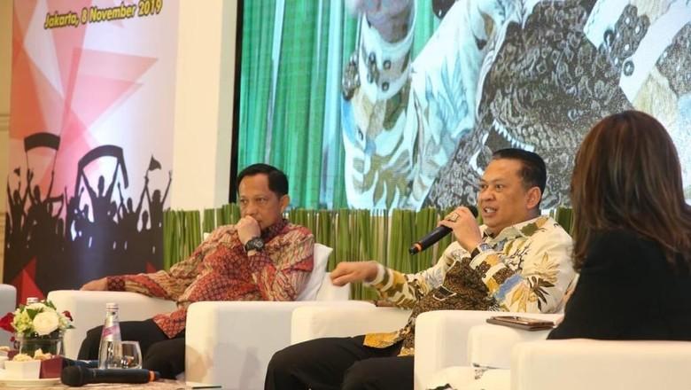 Bamsoet Tegaskan 4 Pilar MPR Jadi Prasyarat Indonesia Berdiri Kukuh