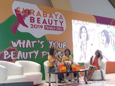 Ratusan Pecinta Makeup Serbu Surabaya X Beauty di Tunjungan Plaza Surabaya