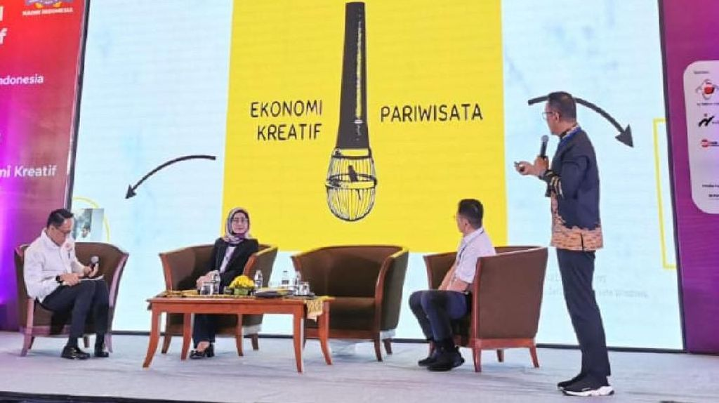 Pegiat Industri Kumpul Bareng Wishnutama Bahas Ekonomi Kreatif