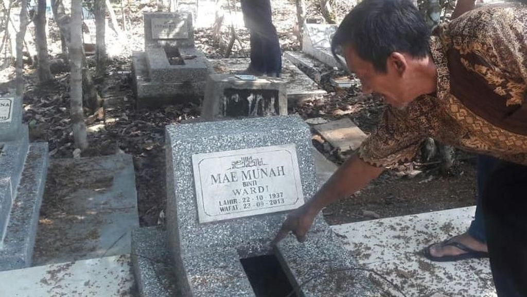 Si Anjing dan Misteri Kuburan Tergali di Tasikmalaya