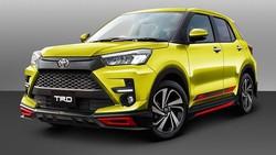 Mengintip Lawan Daihatsu Rocky dan Toyota Raize di Indonesia