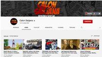 Seputar Calon Sarjana, Akun YouTube yang Kontennya Diduga Hasil Plagiat