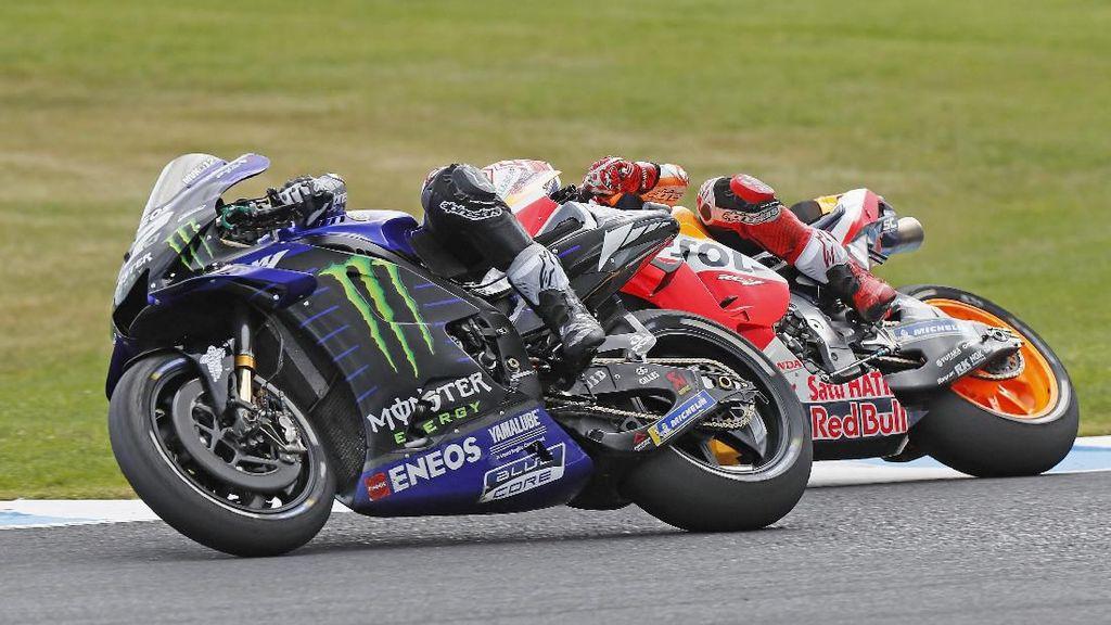 Marquez Waspadai Kekuatan Yamaha Tahun Depan
