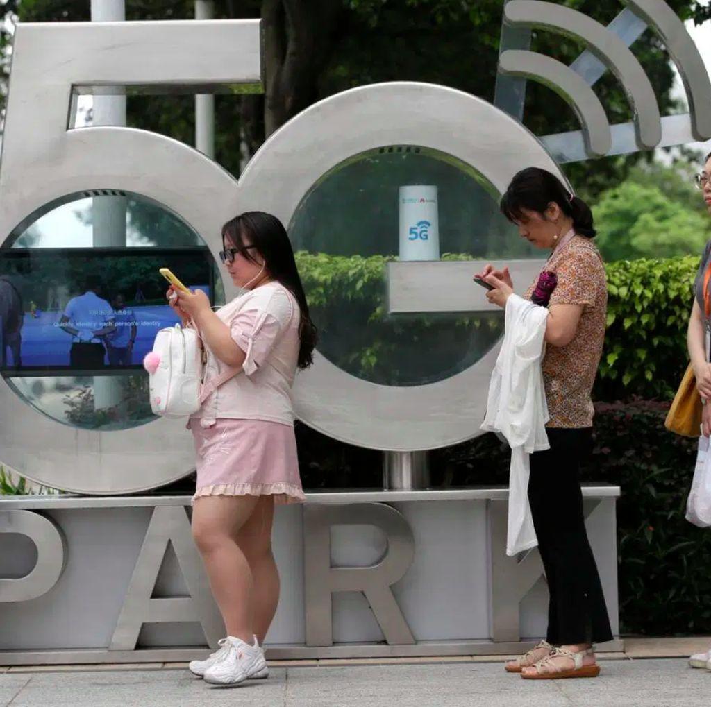 Napak Tilas Perjalanan Oppo Bangun 5G