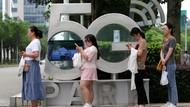 Adu Rayu Ponsel 5G di Negeri Tirai Bambu