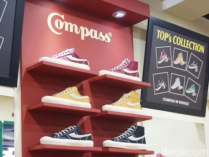 Seputar Sepatu Compass x Darahkubiru yang Batal Diluncurkan Hari Ini Foto: Daniel Ngantung/Wolipop