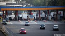 Jasa Marga Laporkan Penurunan Jumlah Pengguna Jalan Tol