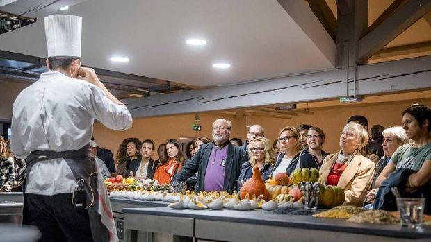 Museum Ini Hidangkan Masakan Khas Prancis Untuk Turis
