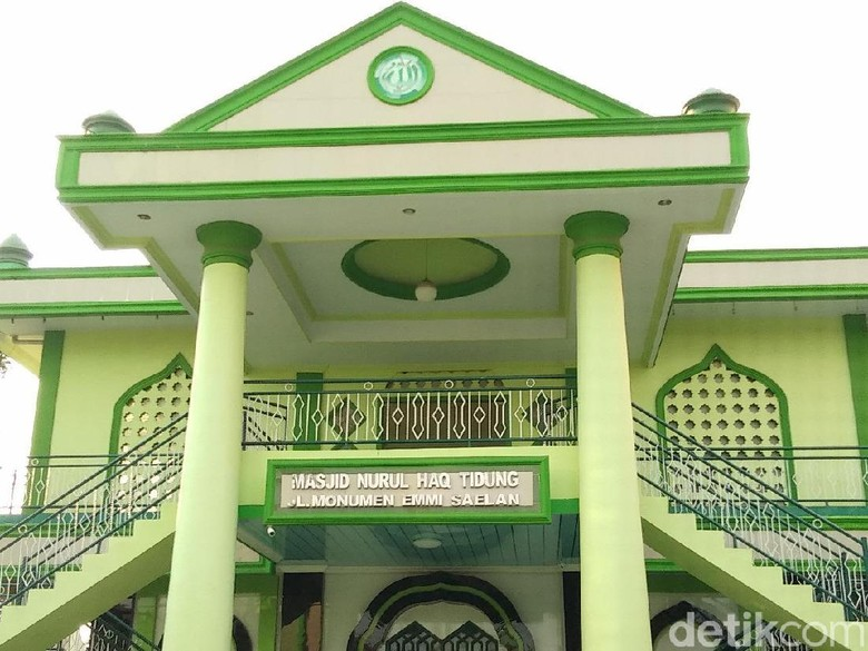 Pria di Makassar Bobol Kotak Amal Masjid, Modusnya Pura-pura Ngaji