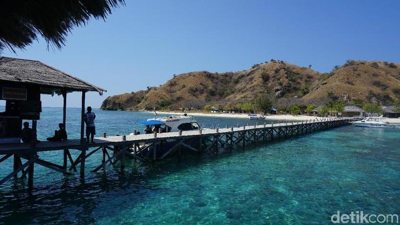 Pulau Kanawa, Flores (Foto: Ahmad Masaul Khoiri/detikcom)