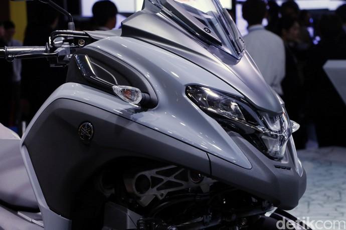 Motor 3 Roda Yamaha Kini Makin Besar Mesinnya
