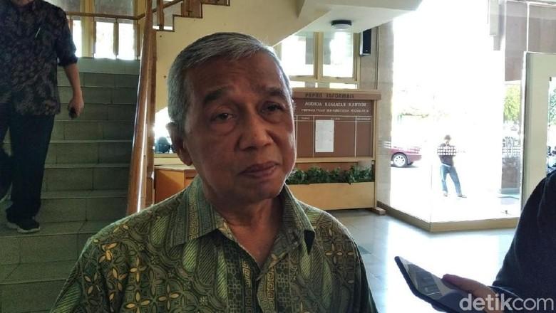 Walkot Yogya Diperiksa Terkait Suap, Busyro: KPK Berbasis Bukti