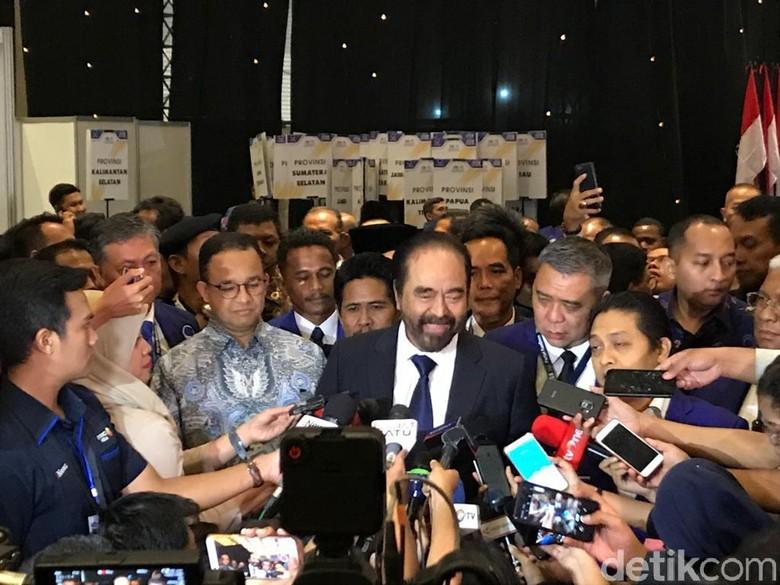 Kader NasDem Teriak Oposisi di Kongres, Surya Paloh: Ngapain? Bodoh Sekali