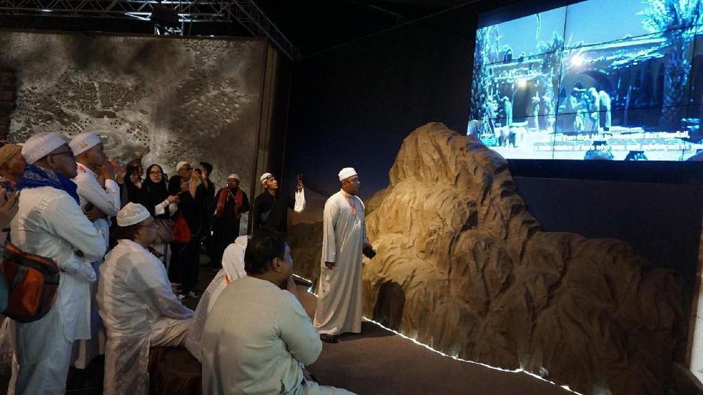 Marbut-Majelis Taklim DKI Lihat Perjuangan Sahabat Nabi di Museum As Haabee