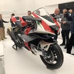 Join dengan Kawasaki, Bimota Pamer Moge Bermesin Supercharged