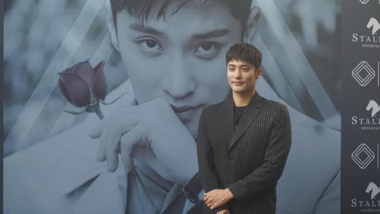 Sung Hoon Foto: Delia Arnindita Larasati/detikHOT