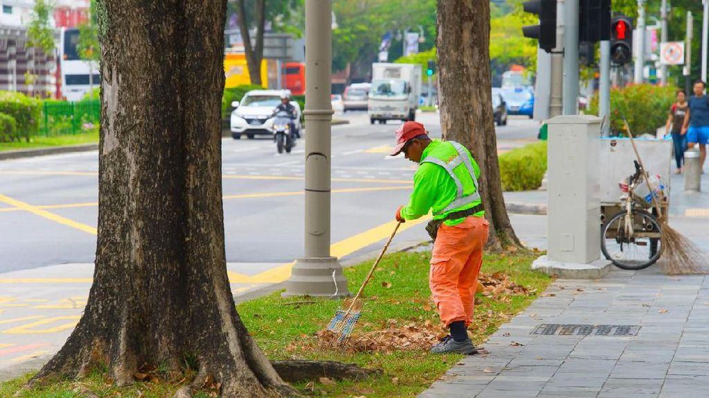 Singapura Berdarah-darah Menjadi Negara Bersih