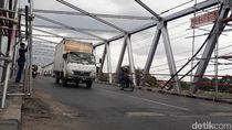 Jembatan Pemali Ditutup 4 Hari, Truk Jalur Pantura Dilewatkan Tol