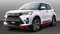 Toyota Raize Versi TRD Lebih Sporty!