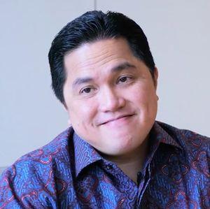 Erick Thohir Ajukan 3 Calon Bos Inalum ke Jokowi