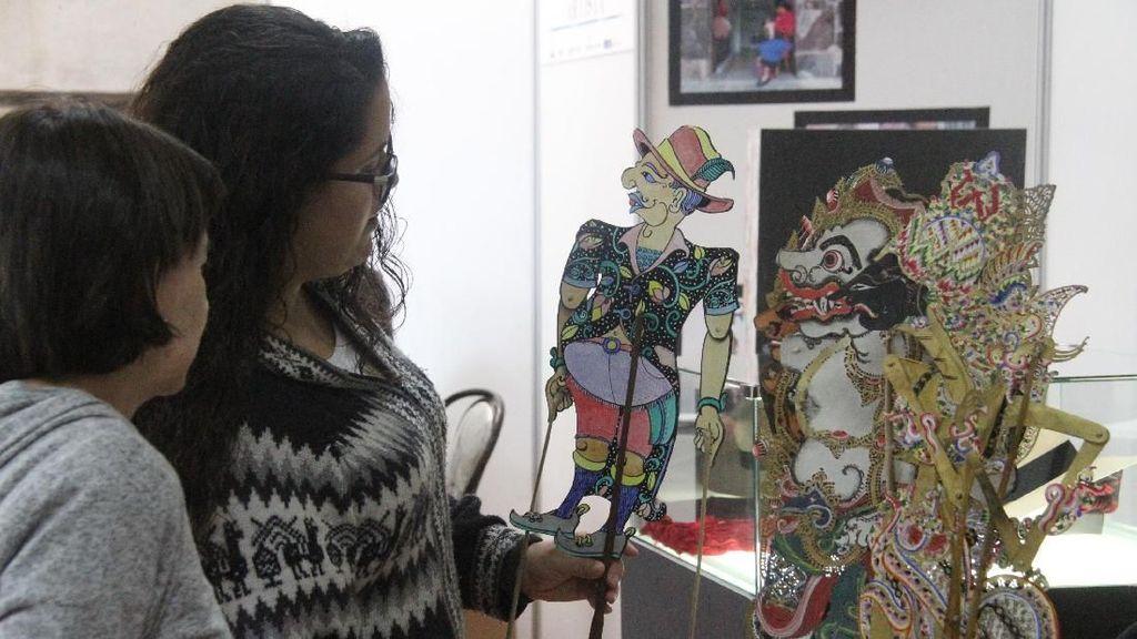 Saat Kerajinan Indonesia Dikagumi di Festival Perajin Amerika Selatan
