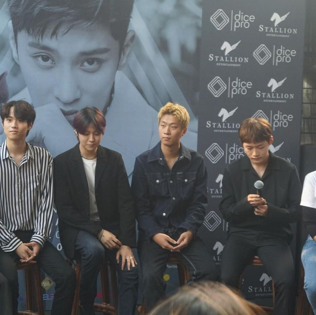 A.Fact Bakal Ikut Hibur Fans di Fanmeeting Sung Hoon