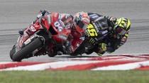 Dovizioso: Rossi Agresif, Tapi Tidak Suka Bertindak Bodoh