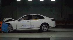 Detik-detik Mobil Nasional Vietnam Diuji Tabrak, Dapat Bintang 5!