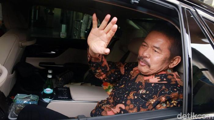 Jaksa Agung ST Burhanuddin (Foto: Ari Saputra/detikcom)