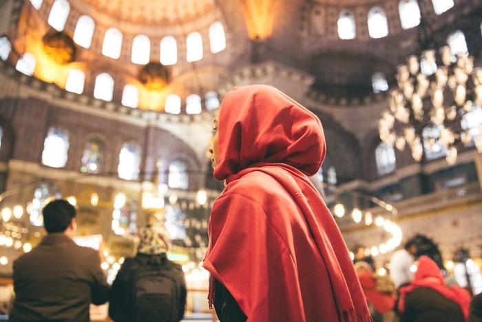 Doa keselamatan. Foto: iStock