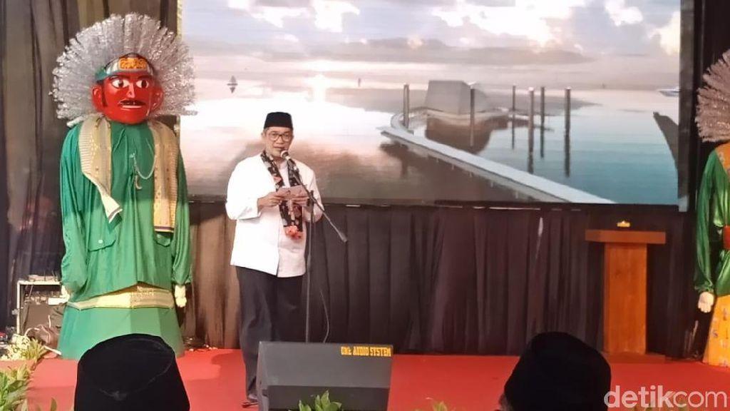 Bangun Masjid Apung Rp 50 M, Ancol Jamin Tak Ada Pembuangan Limbah ke Laut