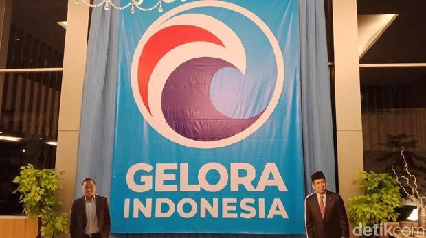 Logo Partai Gelora