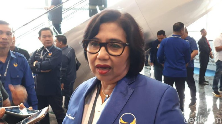 Paloh Gerah Rangkulan Dicurigai, NasDem Singgung Kemesraan PDIP-Gerindra