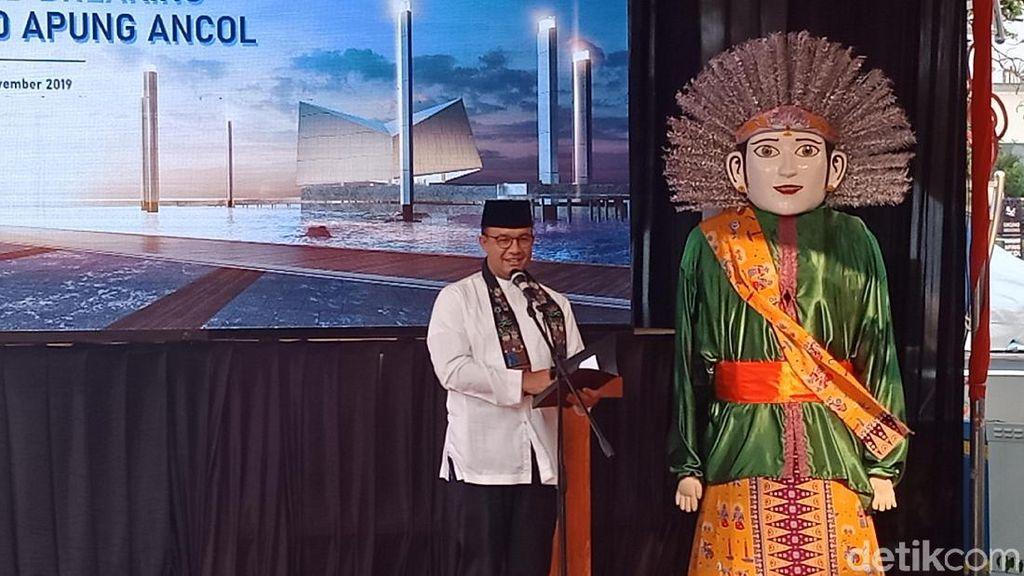 Anies: Masjid Apung Akan Beri Pengalaman Unik Beribadah