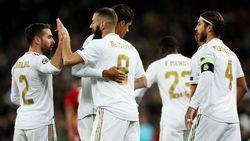 Eibar Vs Real Madrid: Los Blancos Diuji di Ipurua