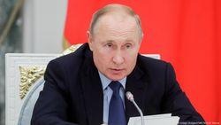 Presiden Rusia Vladimir Putin Ingin Buat Tandingan Wikipedia
