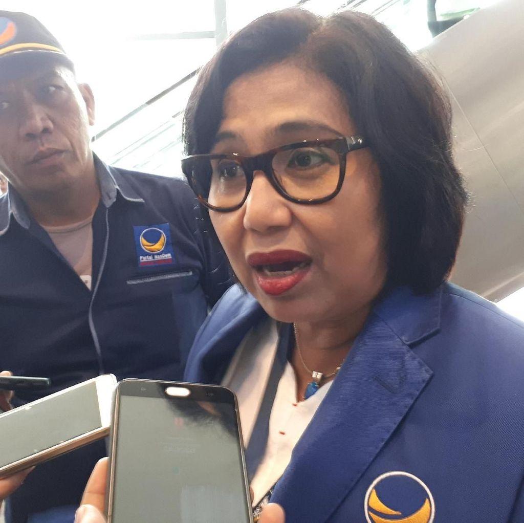 Fadli Soroti Ahok Ditawari Bos BUMN karena Jokowi, NasDem Bicara Kinerja