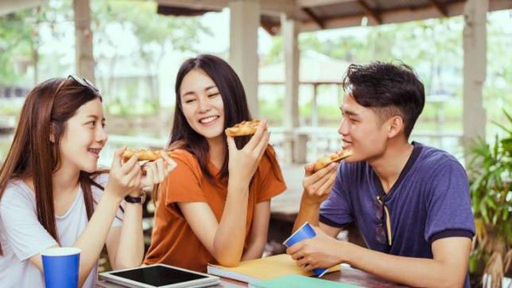 Makan dan Minum Enak Cuma Bayar Rp11, Bisa Loh!