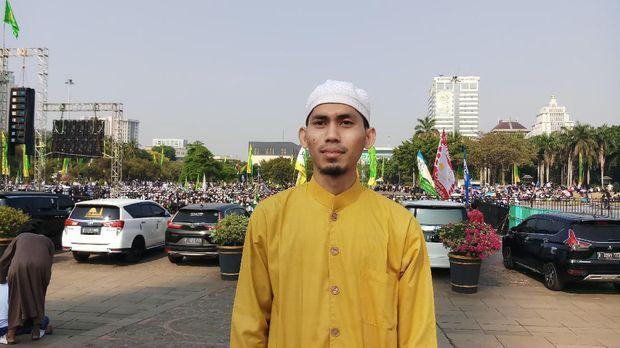 Koordinator Media Majelis Rasulullah SAW, Deni Hardiansyah.
