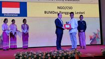 Kelola Sampah, BUMDes Asal Bantul Dapat Penghargaan di Myanmar