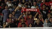 Suporter Indonesia Jangan Bertindak Berlebihan di Malaysia