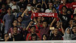 Tiga Suporter Indonesia Ditahan Polisi Malaysia