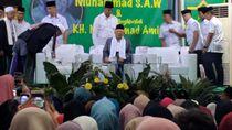 Maruf Amin: Jangan Bingung, Boleh Panggil Saya Abah Kiai Wapres