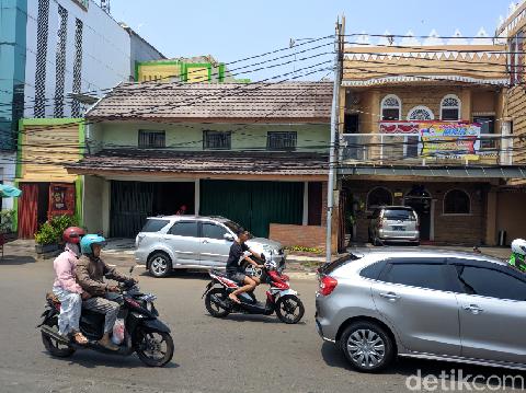 Lokasi video viral debt collector hampir diamuk massa di Menteng